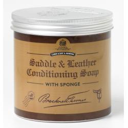 Мыло для изделий из кожи CARR & DAY & MARTIN Brecknell Turner saddle  500 мл