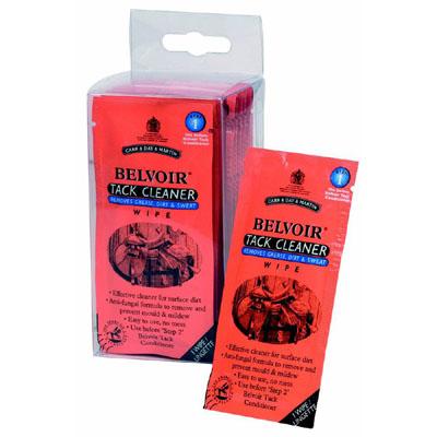 Belvoir Tack Cleaner Wipe / Чистящие салфетки Belvoir