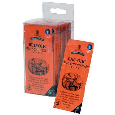 Belvoir Tack Conditioner Wipe / Салфетки для амуниции Belvoir
