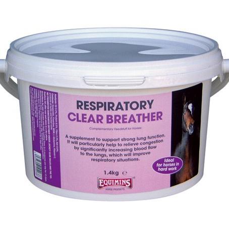 Подкормка для очищения легких СВЕЖЕЕЕ ДЫХАНИЕ Clear Breather Supplement 700 г